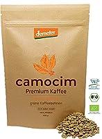 Grüner Bio Rohkaffee (500g / 1kg) - 100% Arabica Rohkaffee - ganze Bohnen