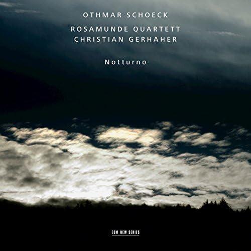 Christian Gerhaher & Rosamunde Quartett