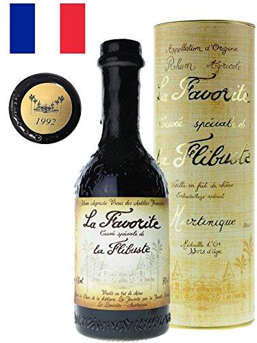 Rhum La Favorite - Cuvée spéciale de La Flibuste - 1992