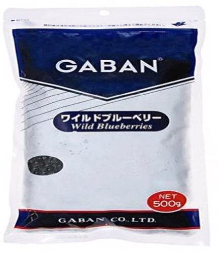 GABAN ワイルド ブルーベリー 500g