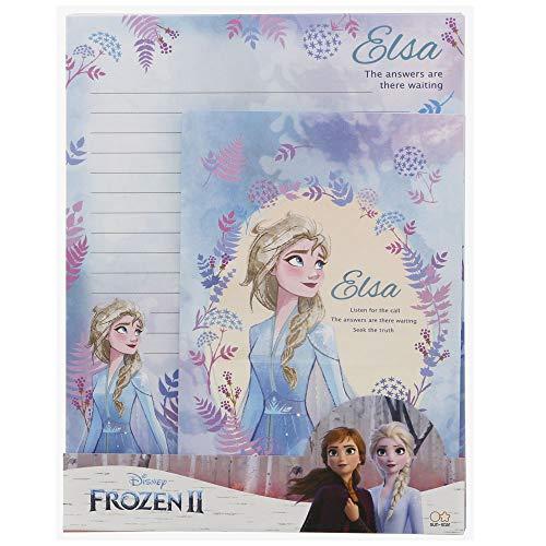 サンスター文具 ディズニー レターセット アナと雪の女王2 2D S2087243