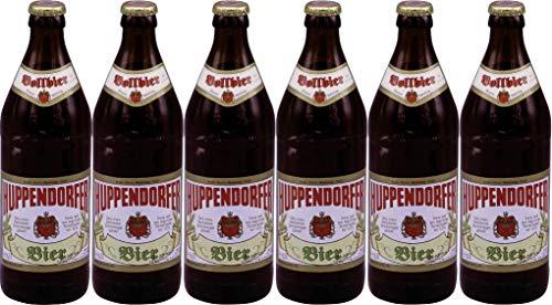 Brauerei Grasser - Huppendorfer Vollbier (6 Flaschen) I Bierpaket von Bierwohl