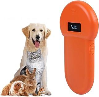 VBESTLIFE マイクロチップリーダー 動物識別マイクロチップ ペットスキャン ハンディータイプ 犬 猫 馬などペット識別管理