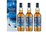 Talisker Storm Whisky Escocés [ 3 botellas x 700 ml ]