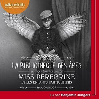 Page de couverture de La Bibliothèque des âmes
