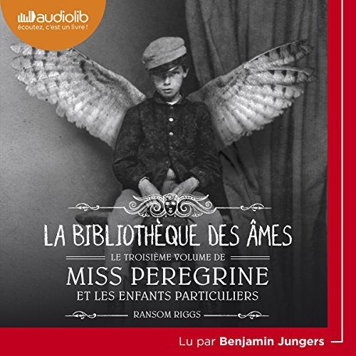 La Bibliothèque des âmes cover art