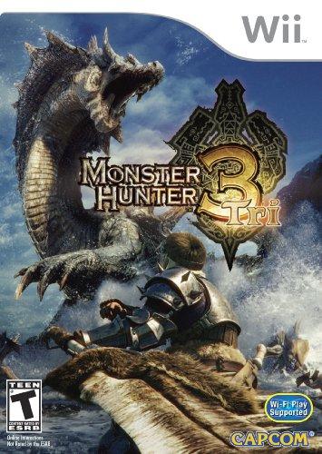 Monster Hunter Tri (Wii) [Importación inglesa]