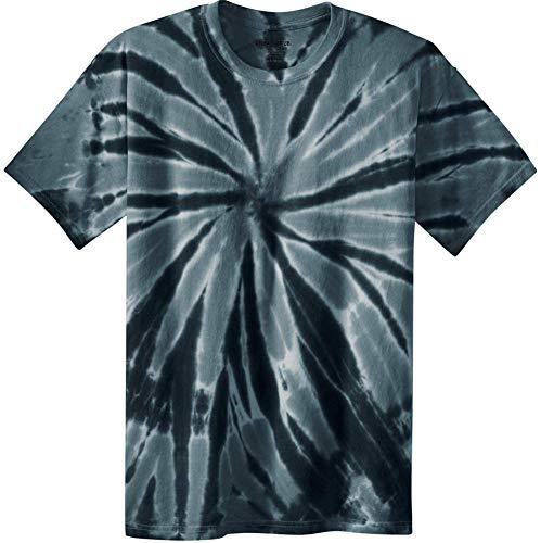 Koloa Surf Co. Colorful Tie-Dye T-Shirt, Black, XX-Large