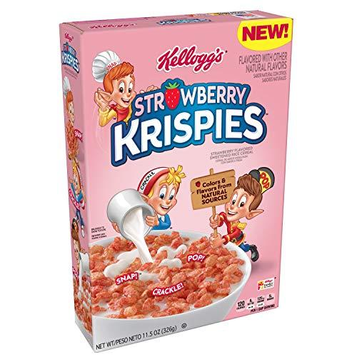 Strawberry Rice Krispies - 4