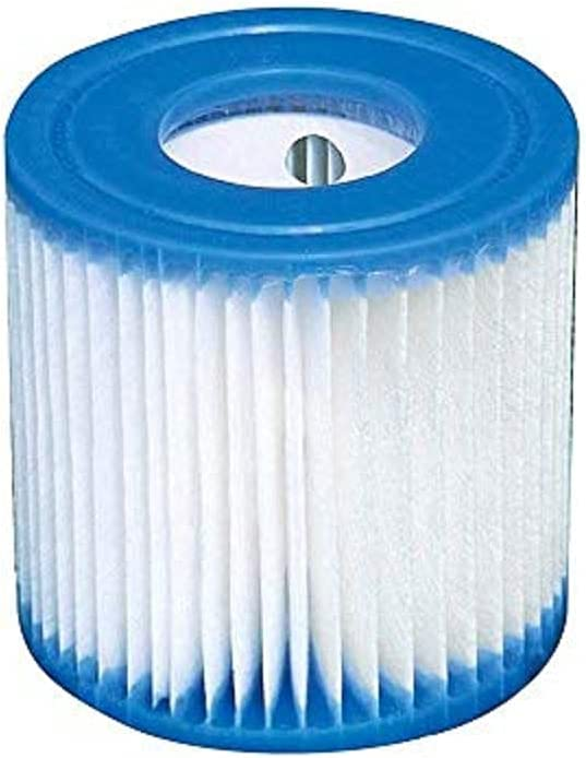 Depslee for Intex Type D Element マート 購入 Pool Filter Po Easy-to-Install