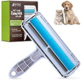 Raw Paws Lint and Pet Hair Remover Roller - Dog Hair...