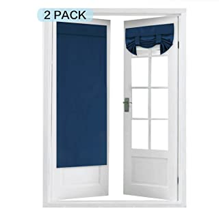 Best steel french doors with blinds Reviews