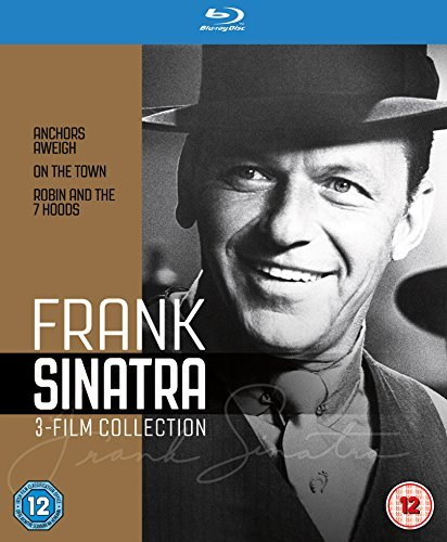 Frank Sinatra Collection [Anchors Aweigh/On The Town/Robin And The 7 Hoods] [Blu-ray] [1964] [1949] [Region Free]