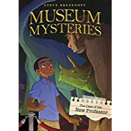 The Case of the New Professor (Museum Mysteries)