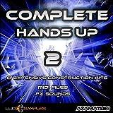 Dj Sample Pack Complete Hands Up Vol. 2 contiene 8 kits de construcción extensos con características para las melodías energéticas de Hands Up music y también tonos de baile sintetizados ....