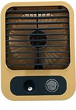 AniYY Persoonlijke USB Luchtkoeler Nano Spray Luchtbevochtiger Mute Koelventilator Luchtkoeler Ventilator Desktop Koelvent...