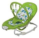 Foppapedretti 9702004900grün Schaukelstuhl Schwingstuhl Stuhl für Babys–und Stühlen für...
