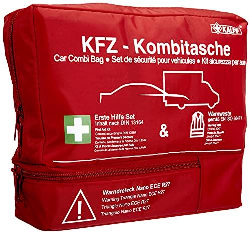 Kalff KFZ-Kombitasche TRIO Bild