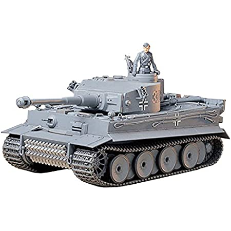 Tamiya 35216 1/35 Ger. Tiger I Early Production Tank Plastic Model Kit