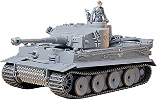 german tiger tank model kit