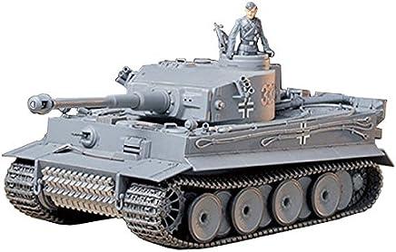 タミヤ 1/35 ミリタリーミニチュアシリーズ No.216 ドイツ陸軍 重戦車 タイガーI 型 初期生産型 プラモデル 35216