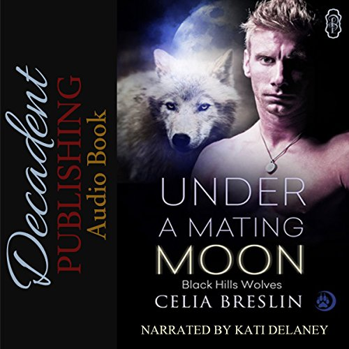 Under a Mating Moon audiobook cover art