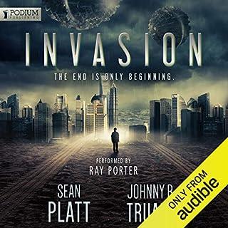 Page de couverture de Invasion