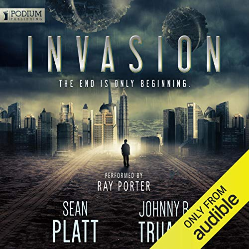 Invasion  By  cover art