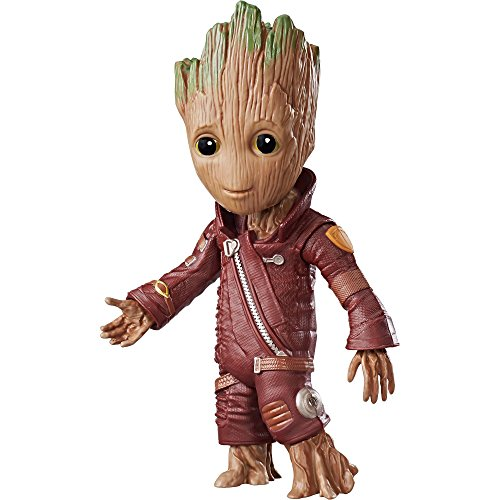 Marvel Guardians of The Galaxy Vol.2 Baby Groot 10 Figure Ravager Outfit Exclusive