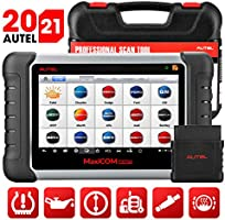 Autel MaxiCOM MK808TS TPMS Scanner with Complete TPMS and Sensor Programming, Diagnosis for All Systems and Combination...