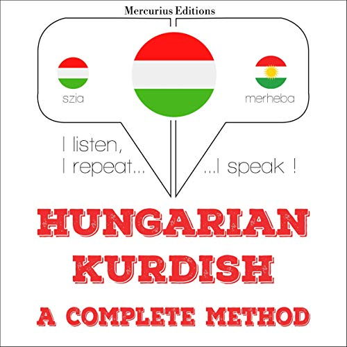 Hungarian – Kurdish. A complete method cover art