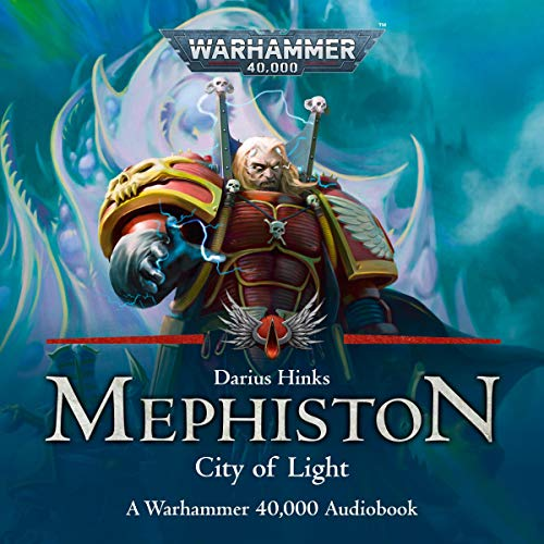 Mephiston: City of Light cover art