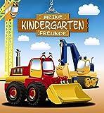 Meine Kindergarten-Freunde (Bagger) (Eintragbücher)