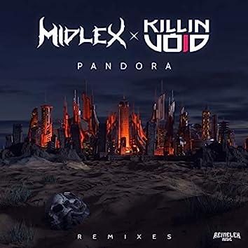 Pandora (Remixes)