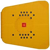 Acupressure Power Mat with Magnets n Pyramids for Pain Relief and Total Health Care Useful for Heel Pain - Knee Pain - Leg Pain - Sciatica - Cramps - Migraine - Tonsils - Depression with Acupressure Health Care Products—Wooden Face Massager Soft/Pointed/KRoll/Jimmy—Sujok Rings/Power Thumb-Ball/Reflexology Chart—FREEBIES By Super INDIA Store