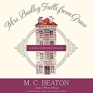 Mrs. Budley Falls from Grace cover art
