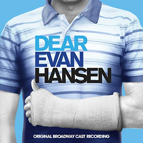 Dear Evan Hansen (Original Broadway Cast Recording) [Disco de Vinil]