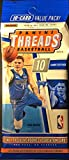 2018-19 Panini THREADS Basketball Card Factory Sealed Jumbo Fat Pack - Chase Luka Doncic Rookie and Autograph Cards or Kobe Bryant Autograph Cards!