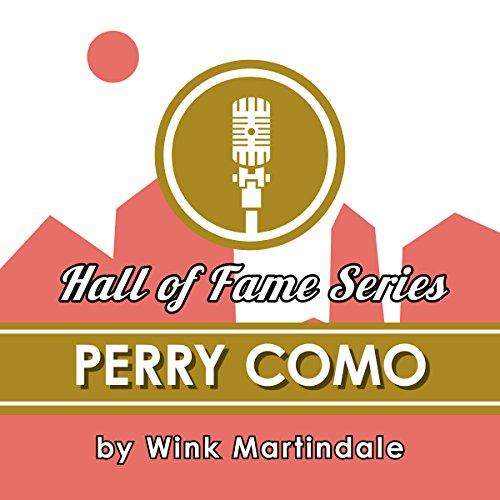 Perry Como audiobook cover art