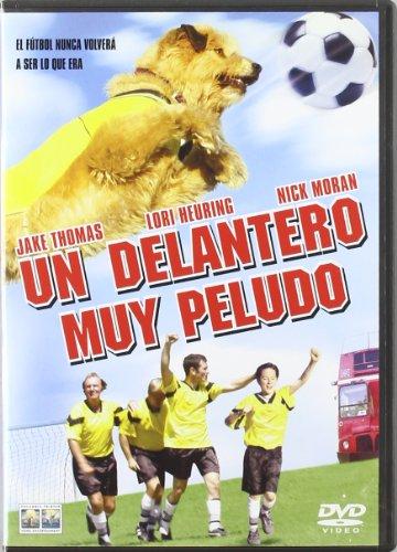 Un Delantero Muy Peludo [DVD]