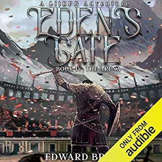 Page de couverture de Eden's Gate: The Arena
