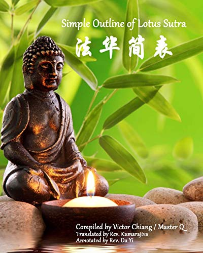 Simple Outline of Lotus Sutra: Brief Buddhist Tripitaka V09-B01-01-OT (Chinese Edition)