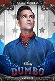 Dumbo – Colin Farrell – Film Poster Plakat Drucken Bild