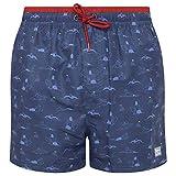 Pepe Jeans Asley Bañador, Azul (Navy 595), XX-Large para Hombre