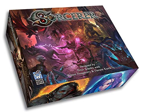 White Wizard Games Sorcerer: Base Game