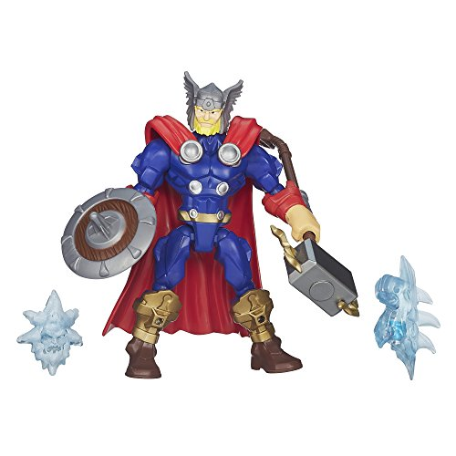 Hasbro Marvel Thor Avengers Super Hero Mashers Action Figure A6833 B0881