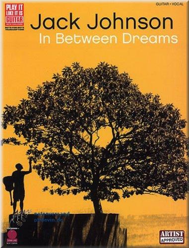 Jack Johnson - In Between Dreams - Gitarrenoten - Gitarre Noten | ©podevin-de [Musiknoten]