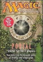Best magic the gathering portal starter set Reviews