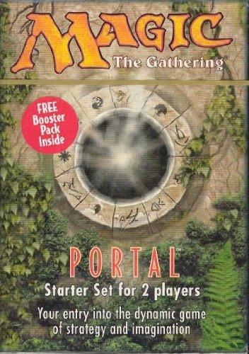 Magic the Gathering Portal Starter Deck (2 Player Theme Decks)