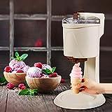 1L Speiseeisbereiter, Multi-Eismaschine, Speiseeismaschine mit entnehmbarem Eisbeh&aumllter, f&uumlr Frozen Yoghurt, Sorbet und Eiscreme (220V 20W) - -